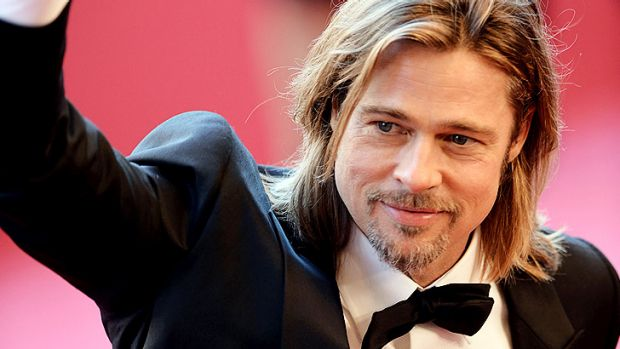 Like <i>The Hunt for Red October</i>, Hollywood A-lister Brad Pitt is a sought-after commodity in this potential ...