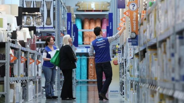 Woolworths and its US joint venture partner Lowe's are rolling out up to 150 Masters chains around Australia.