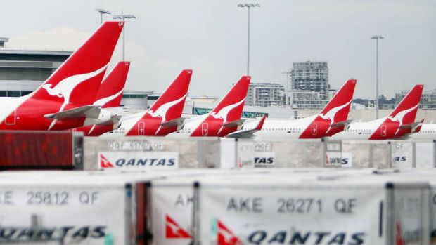 Blasting Qantas ... Malcolm Fraser welcomed the intervention of Prince Charles in the campaign to free Matt Joyce and ...