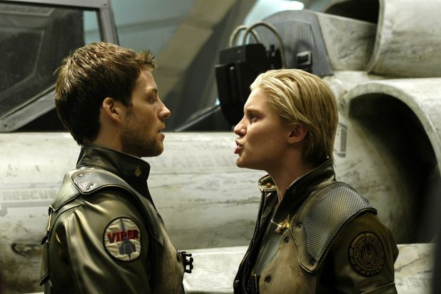 23. <i>Battlestar Galactica</i> was science fiction as contemporary commentary.
