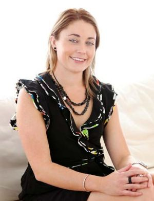 Managing director and owner of adage.com.au Heidi Holmes.