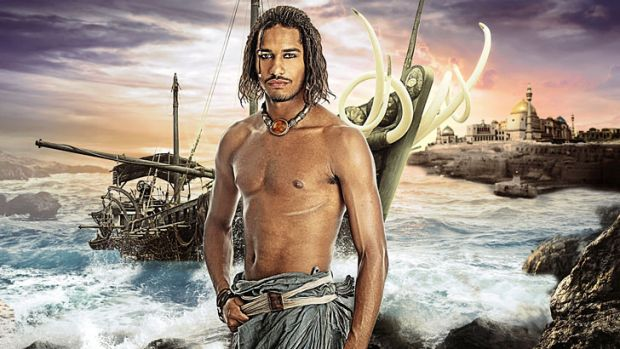Sinbad runs into trouble while roaming the high seas in search of redemption.
