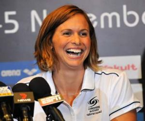 """I think the team unity wasn't as strong as I had felt in previous years"" ... Libby Trickett."