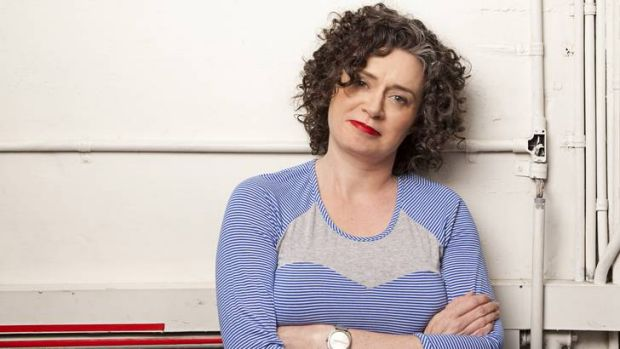 Judith Lucy leaves no stone unturned in her books.