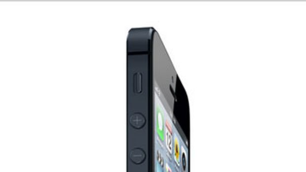 Apple's iPhone 5.