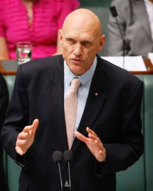 Prediction ... federal Minister for School Education, Peter Garrett, believes students may continue to fall behind.