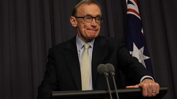 "Australia and Japan are ""natural strategic partners"" ... Foreign Minister Bob Carr."