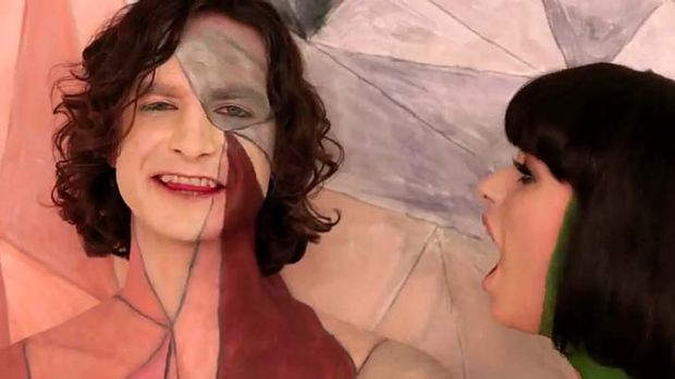 Outsider's chance: <i>Somebody That I Used to Know</i> by Gotye and Kimbra is up for a Brit award.