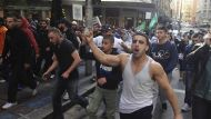 Angry protests in Sydney triggered by film (Video Thumbnail)