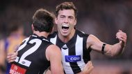 Magpies knock out Eagles (Video Thumbnail)