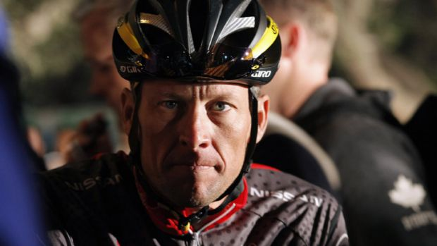 Lance Armstrong ... Twitter was abuzz when he decided not to fight doping charges.