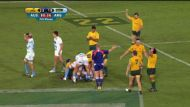 Wallabies edge out Pumas (Video Thumbnail)