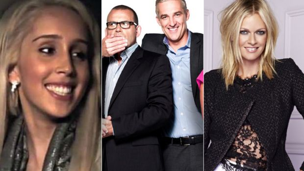 Channel Ten flops ... The Shire, Breakfast and Everybody Dance Now, hosted by Sarah Murdoch.