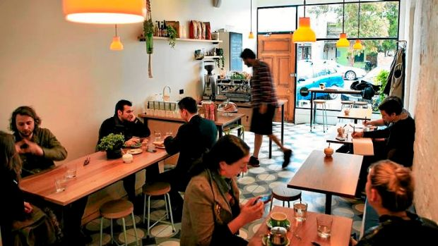 Cheerio's cute interior and excellent food and coffee is lifting the bar for cafes in Richmond.