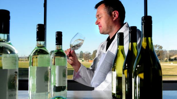 Wine judge Ben Edwards seeks freshness, well-balanced oak, and not too much intrusive winemaking.