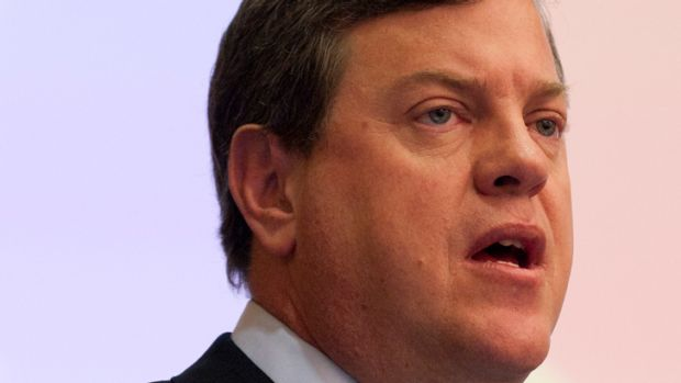 Queensland Treasurer Tim Nicholls...claimed the Bligh government had a ''secret plan to remove up to 41,753 public ...