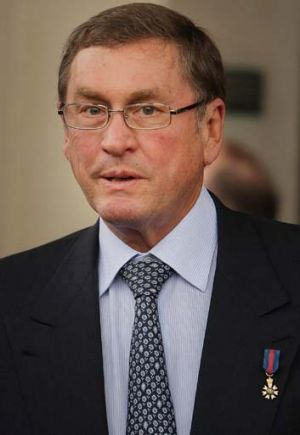 """""""Turn off the golden taps"""" ... Lord Michael Ashcroft."""