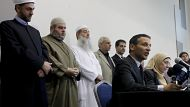 Muslim leaders respond to media (Video Thumbnail)