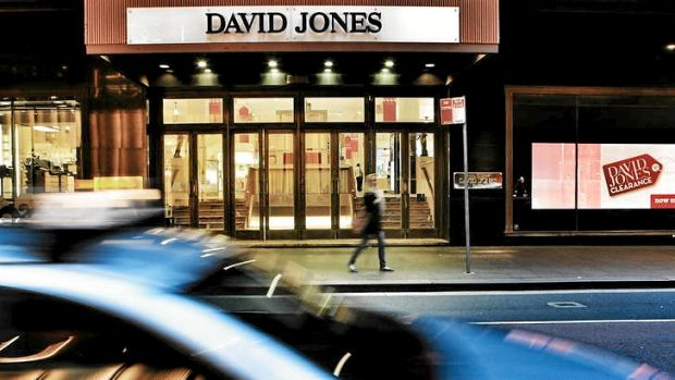 The David Jones city location has everything I want - I feel like a kid in a candy store! Whenever I search up something I want and think