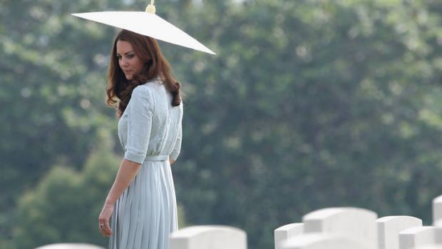 The Duchess of Cambridge has remained calm and composed in the wake of nude photo scandal. We take a look look at what ...
