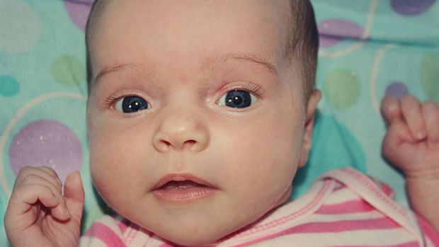 Seven-week-old Isabella Diefenbach fell from a balcony and died in May 2010 after slipping from her father's arms when ...