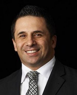 Executive general manager of national store operations, Nick Abboud.