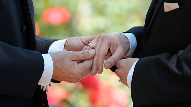 Crux of the matter... the best way to recognise any marriage is through nationwide law.
