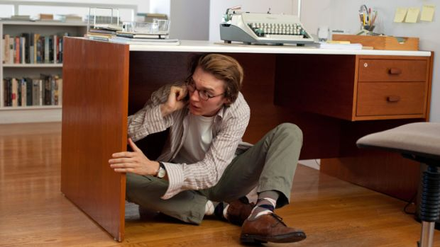 Type cast: Paul Dano plays a frustrated writer in <i>Ruby Sparks</i>.