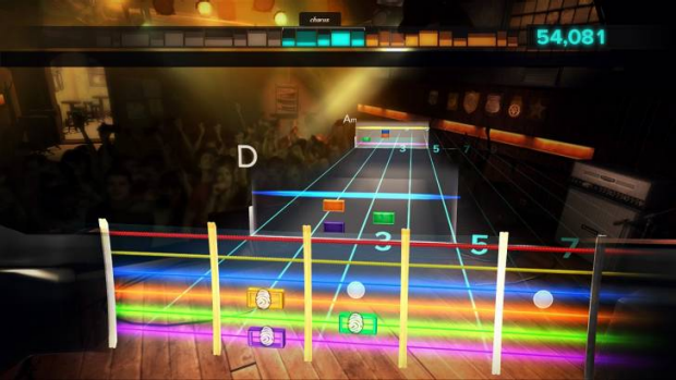 A far cry from plastic guitar games, Rocksmith promises to teach you how to really play guitar.