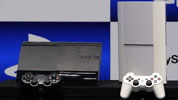On sale in Australia from September 27 ... the New PlayStation 3.