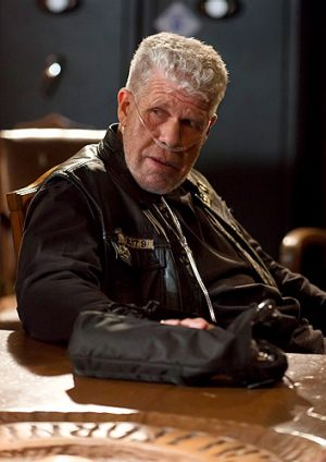 Ron Perlman stars as Clay Morrow.