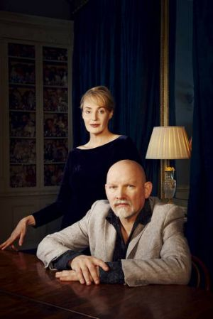 Lisa Gerrard and Brendan Perry are back on the road as Dead Can Dance.