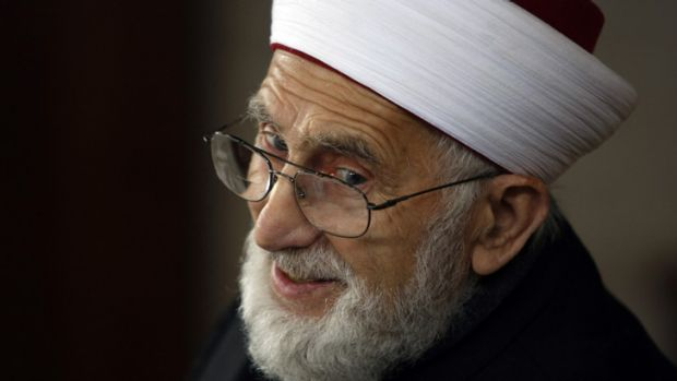 Sheikh Fehmi Naji El-Imam says local residents had concerns when he sought to build Preston Mosque in the early 1970s.