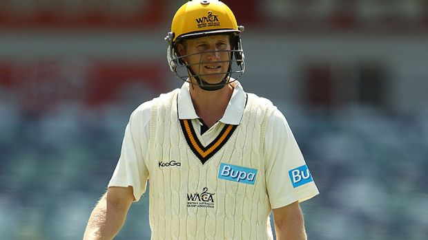 WA cricketer Adam Voges to under scans on his back.