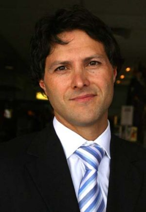 """""""Connected communitites"""" ... NSW Aboriginal Affairs Minister Victor Dominello."""
