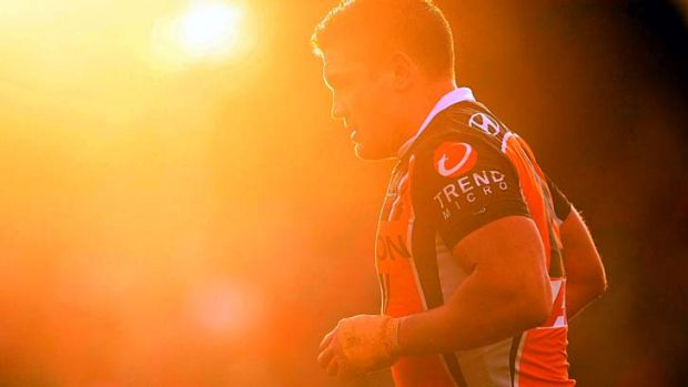 ''It hasn't sunk in'' … Chris Heighington has closed the door on Wests Tigers.