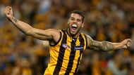 Hawks edge Crows in thriller (Video Thumbnail)