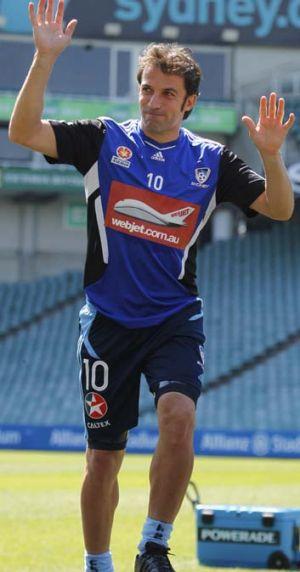 Alessandro Del Piero.