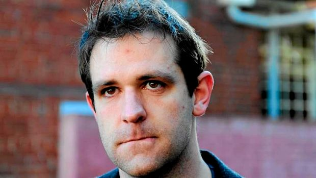 Tom Meagher, husband of Jill Meagher, who's been missing since Saturday.