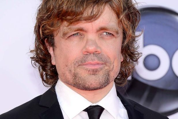 Peter Dinklage of Game of Thrones.