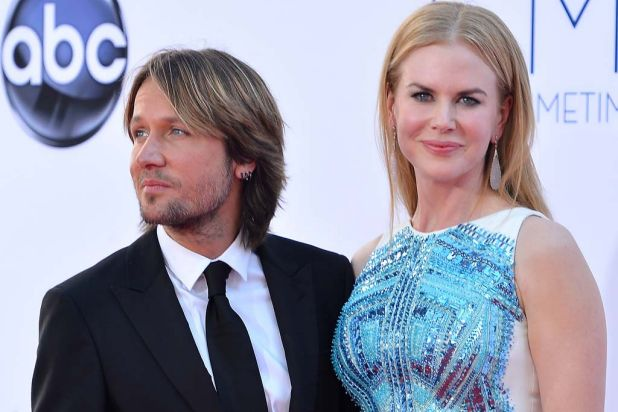 Keith Urban and Nicole Kidman (Hemingway & Gellhorn).