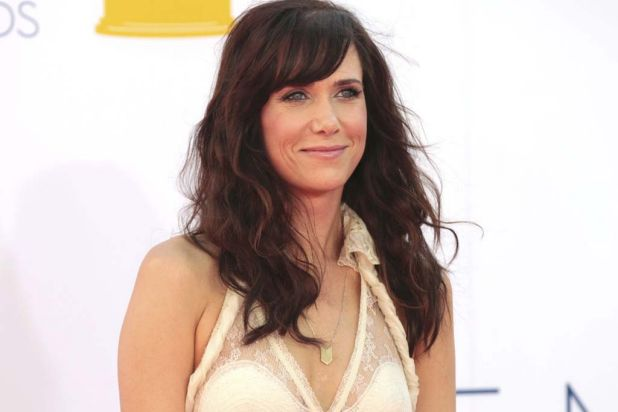 Kristen Wiig of Saturday Night Live.
