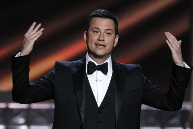 """In a way all of you are winners tonight, in a far more literal way most of you will be losers,"" - host Jimmy Kimmel."