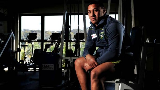 Josh Papalii was forced to choose between a career with Queensland and Australia, or New Zealand.