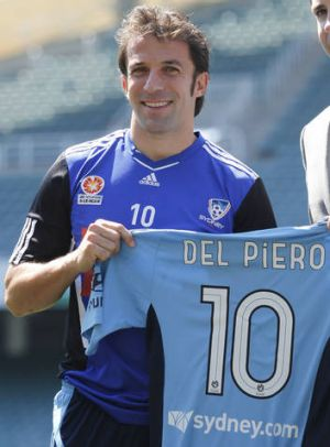 Alessandro Del Piero's signing has generated buzz for the A-League.