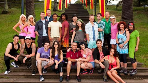 Nominated ... <i>The Amazing Race Australia</i>.