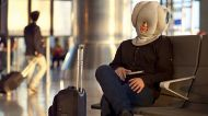 "The 'Ostrich Pillow' is a new portable device that its inventors say will ""enable power naps anytime, anywhere,"" ..."