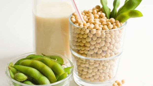 Soy products have long been been touted as healthful - but controversial new evidence suggests otherwise.