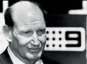 Glory days … former media mogul Kerry Packer.
