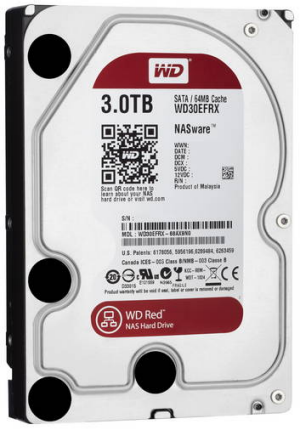 WD's Red hard drives.